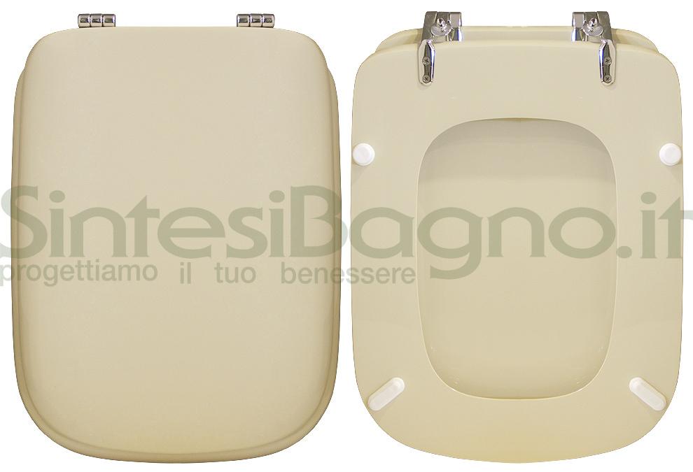 Ricambio copriwater ideal standard conca champagne for Copriwater ideal standard conca