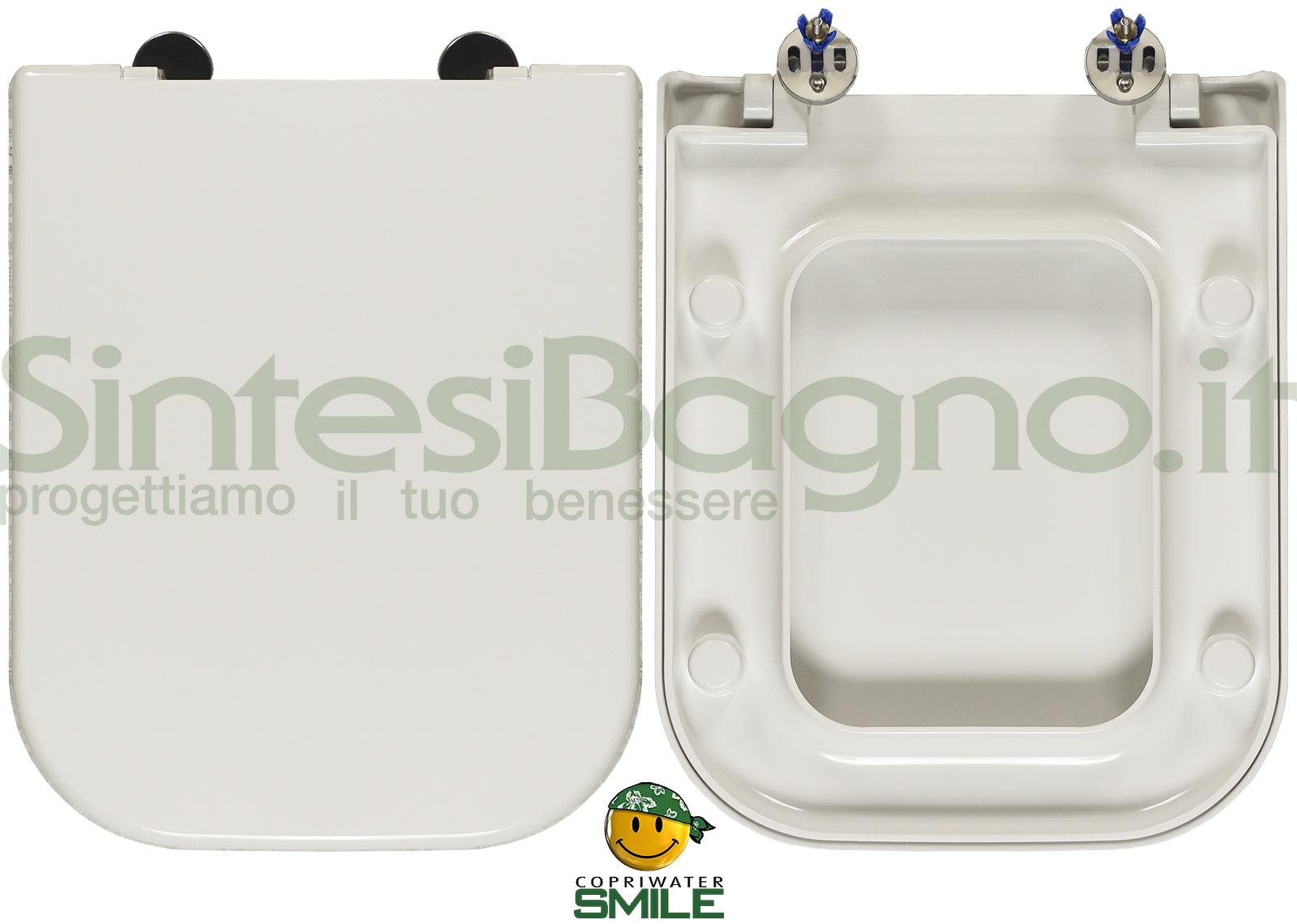 Copriwater ECONOMICO per vaso POZZI GINORI modello 09.15