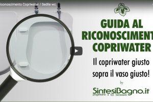 Ricambio copriwater. Come sostituire il copriwater-sedile WC