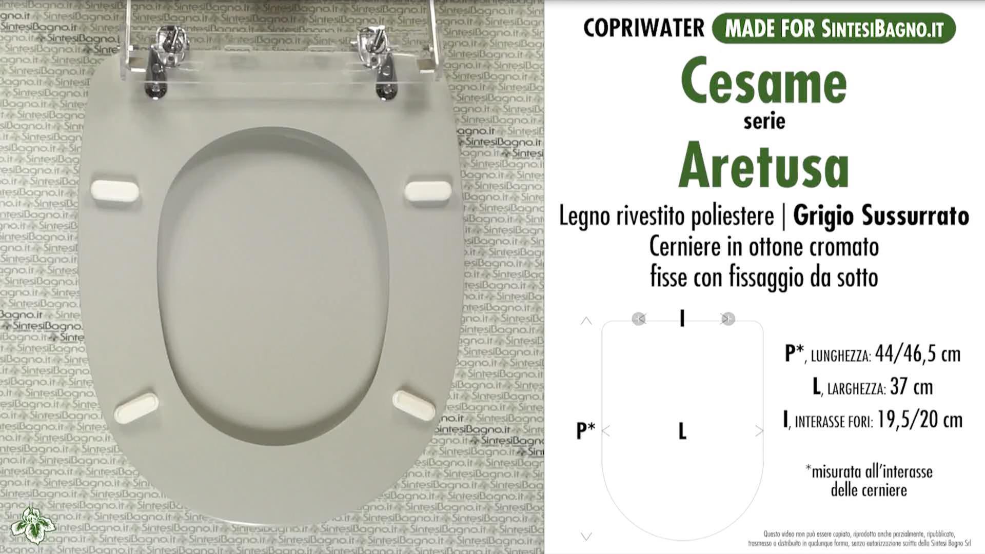 scheda-tecnica-datasheet-copriwater-cesame-serie-aretusa-grigio-sussurrato