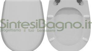 WC-Sitz MADE für CESAME WC ARETUSINA Reihe