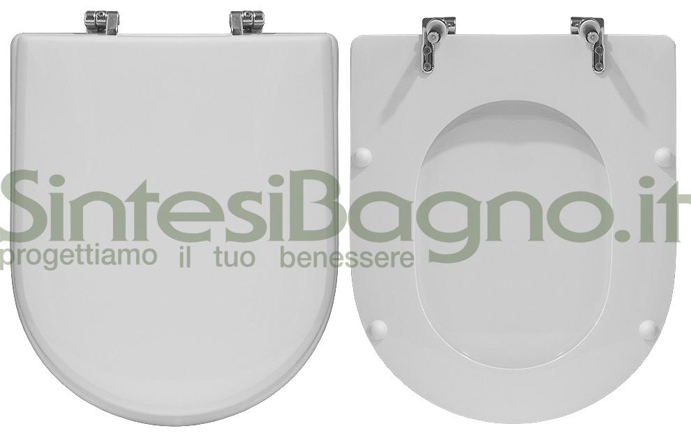 WC-Sitz MADE für DOLOMITE WC ALPINA Reihe
