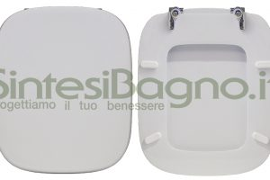 WC-Sitz MADE für DOLOMITE WC RIO Reihe