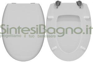 WC-Sitz MADE für GLOBO WC RONDA Reihe