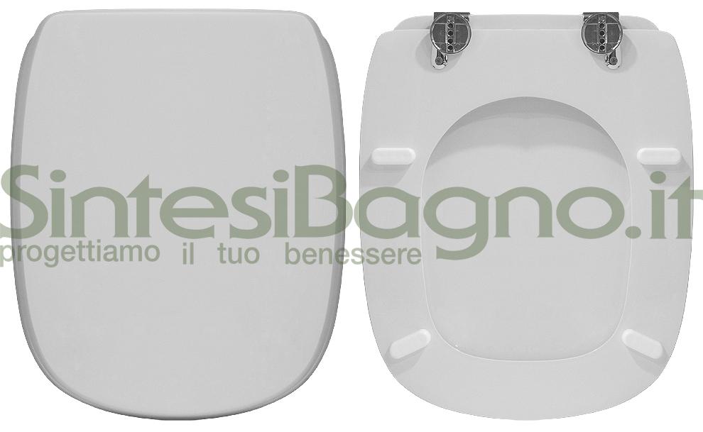 WC-Sitz MADE für KERASAN WC BRIO Reihe