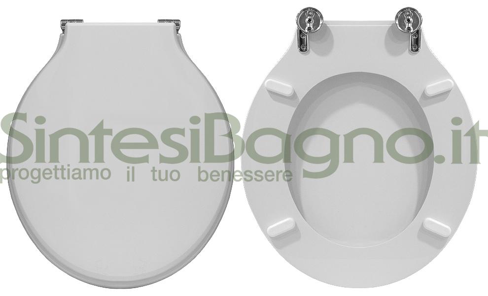 WC-Sitz MADE für POZZI GINORI WC MONTEBIANCO Reihe