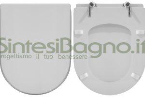 WC-Sitz SintesiBagno MADE für DOLOMITE WC CLODIA Reihe