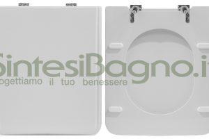 WC-Sitz SintesiBagno MADE für DOLOMITE WC EBLA Reihe