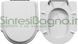 WC-Sitz SintesiBagno MADE für DOLOMITE WC ZAGARA Reihe