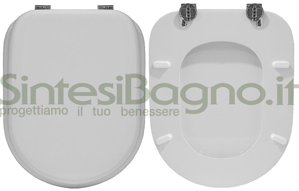 WC-Sitz SintesiBagno MADE für FLAMINIA WC METRO Reihe