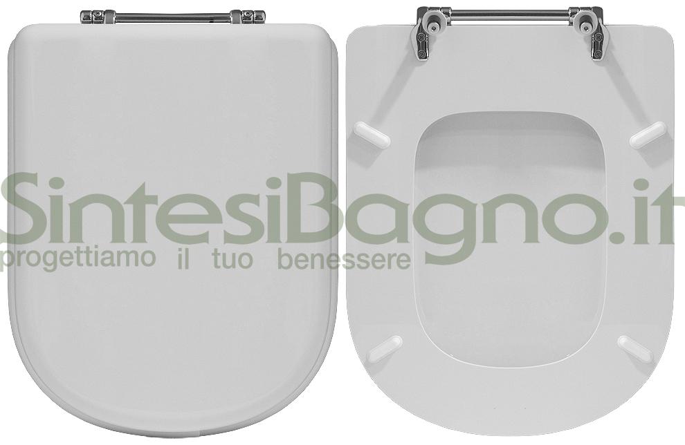 WC-Sitz SintesiBagno MADE für IDEAL STANDARD WC CALLA Reihe