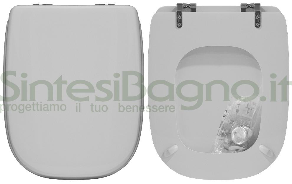 Sgabello doccia regolabile in altezza advanced technology system