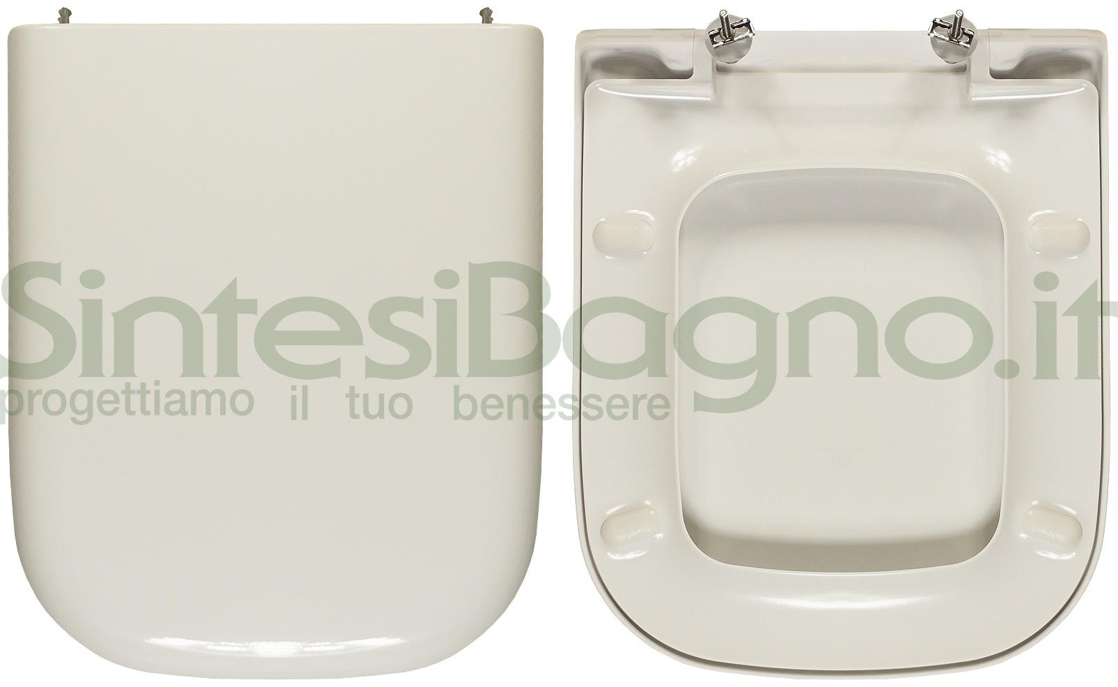 Ricambio ORIGINALE copriwater per vaso POZZI GINORI modello 9.15