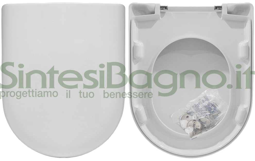 Come acquistare un copriwater per vaso ideal standard esedra for Esedra water