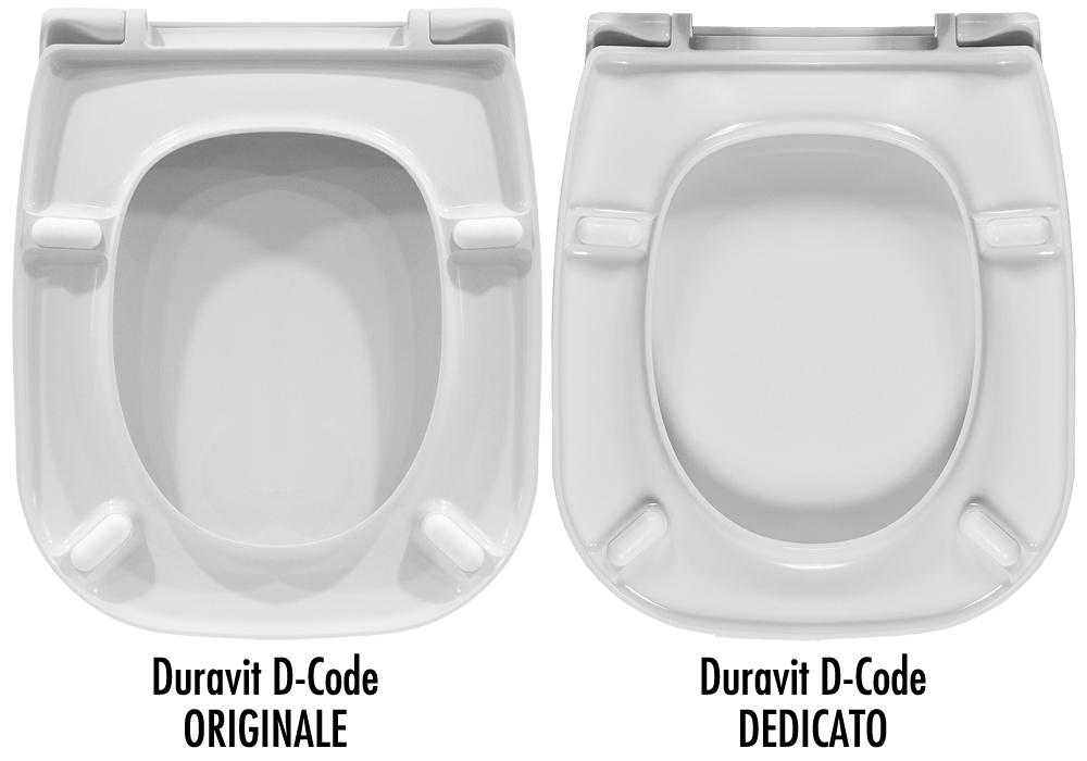 Copriwater ECONOMICO Duravit D-CODE