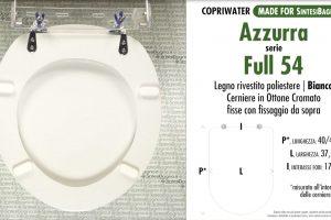 Azzurra Ceramica Schede Tecniche.Schede Tecniche Copriwater Azzurra Archivi Copriwater Prezzi
