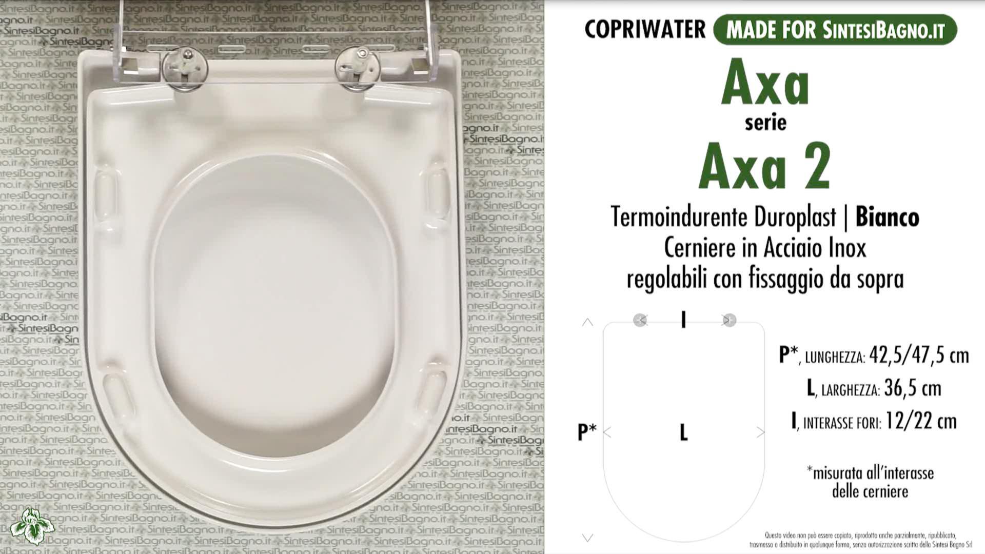 Schede tecniche Axa Axa 2