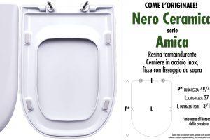 Schede tecniche Nero Ceramica Amica