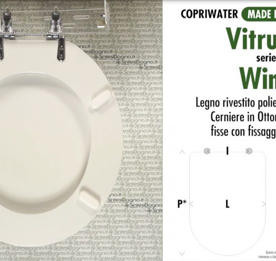 Schede tecniche Vitruvit Wind